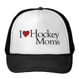 I Love Hockey Moms (Sarah Palin) Trucker Hat