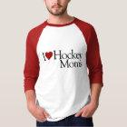 I Love Hockey Moms (Sarah Palin) T-Shirt