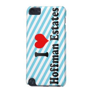 I Love Hoffman Estates, United States iPod Touch (5th Generation) Cases
