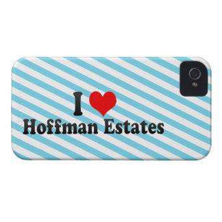 I Love Hoffman Estates, United States iPhone 4 Case-Mate Case