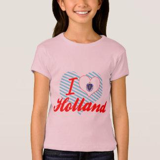 I Love Holland, Massachusetts T-Shirt