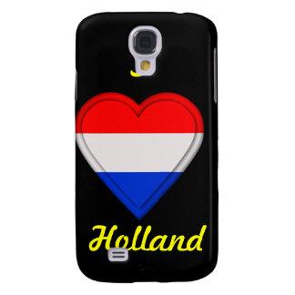 I love Holland Samsung S4 Case
