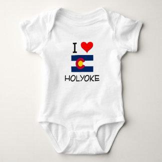 I Love HOLYOKE Colorado Tshirts