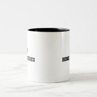 I love Home Remedies. Two-Tone Coffee Mug
