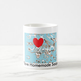 I love Homemade Soap Coffee Mug