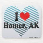 I Love Homer, AK Mousepad