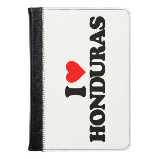 I LOVE HONDURAS