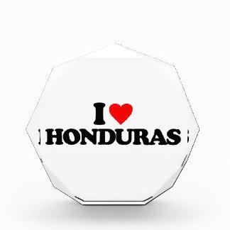 I LOVE HONDURAS AWARDS