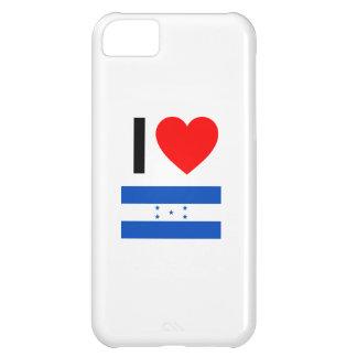 i love honduras case for iPhone 5C