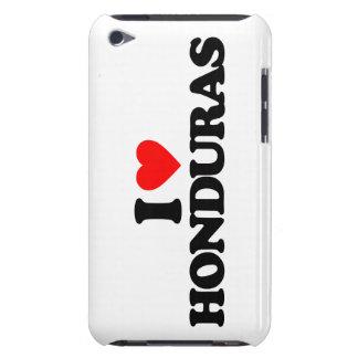 I LOVE HONDURAS iPod TOUCH Case-Mate CASE