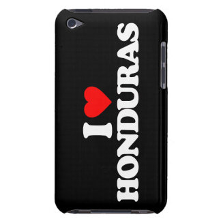 I LOVE HONDURAS BARELY THERE iPod COVER