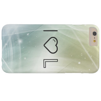 I Love Honduras Currencys Barely There iPhone 6 Plus Case