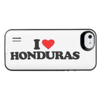 I LOVE HONDURAS UNCOMMON POWER GALLERY™ iPhone 5 BATTERY CASE