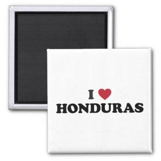 I Love Honduras Refrigerator Magnet