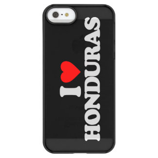 I LOVE HONDURAS PERMAFROST iPhone SE/5/5s CASE