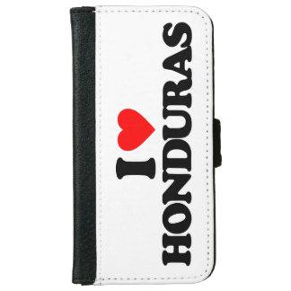 I LOVE HONDURAS iPhone 6 WALLET CASE