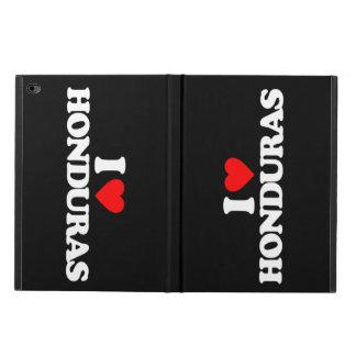 I LOVE HONDURAS POWIS iPad AIR 2 CASE