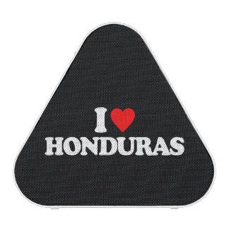 I LOVE HONDURAS SPEAKER