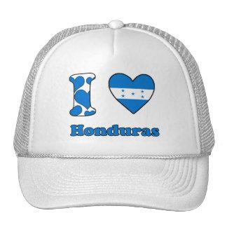 I love Honduras Trucker Hat