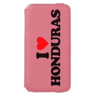 I LOVE HONDURAS INCIPIO WATSON™ iPhone 6 WALLET CASE