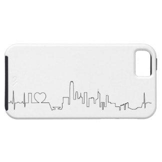 I love Hong Kong (ecg style) souvenir iPhone SE/5/5s Case