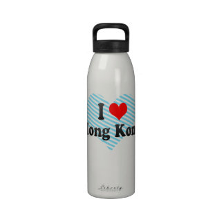 I Love Hong Kong, Hong Kong Drinking Bottle