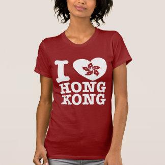 I Love Hong Kong T Shirt
