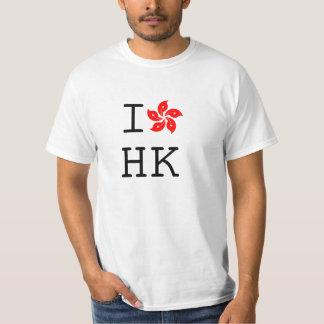 I Love Hong Kong Tee