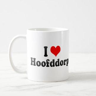 I Love Hoofddorp, Netherlands Coffee Mug