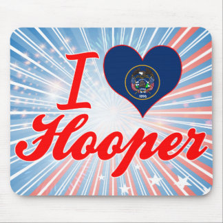 I Love Hooper, Utah Mouse Pad