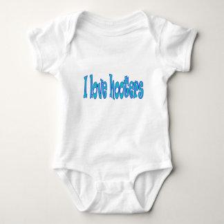 I love hooters tee shirt