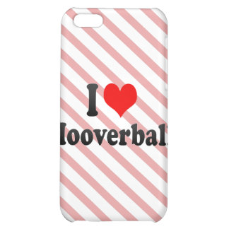 I love Hooverball iPhone 5C Cases