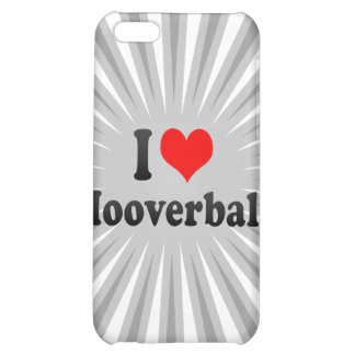 I love Hooverball Case For iPhone 5C