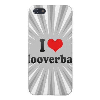 I love Hooverball iPhone 5 Case