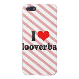 I love Hooverball iPhone 5 Covers