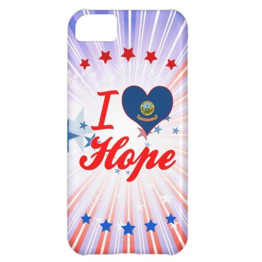 I Love Hope, Idaho iPhone 5C Cover
