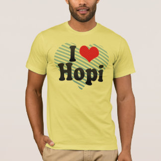 I Love Hopi T-Shirt