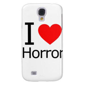 I Love Horror Samsung Galaxy S4 Case