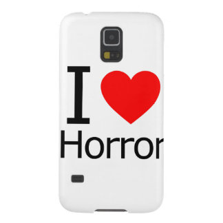 I Love Horror Cases For Galaxy S5