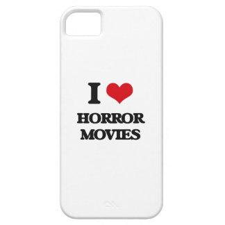I love Horror Movies iPhone 5 Case