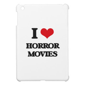 I love Horror Movies Case For The iPad Mini