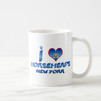 I love Horseheads, New York Coffee Mug
