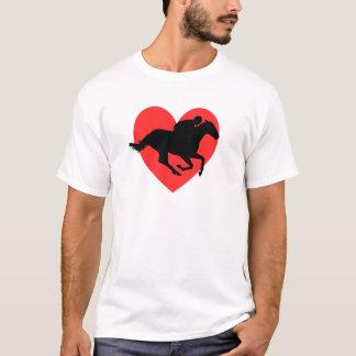 I Love Horseracing T-Shirt