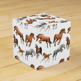 I Love Horses Favor Boxes