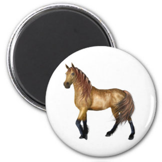 ♥ I Love Horse's ♥ Pretty Horse (Design Y) Magnet