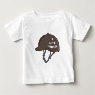 I Love Horses T Shirt