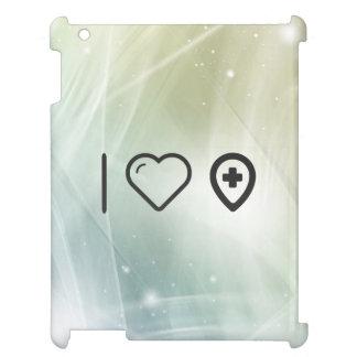 I Love Hospital iPad Case