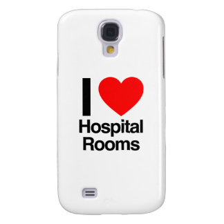i love hospital rooms galaxy s4 cases