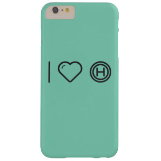 I Love Hospitals Barely There iPhone 6 Plus Case