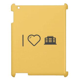 I Love Hospitals Case For The iPad 2 3 4